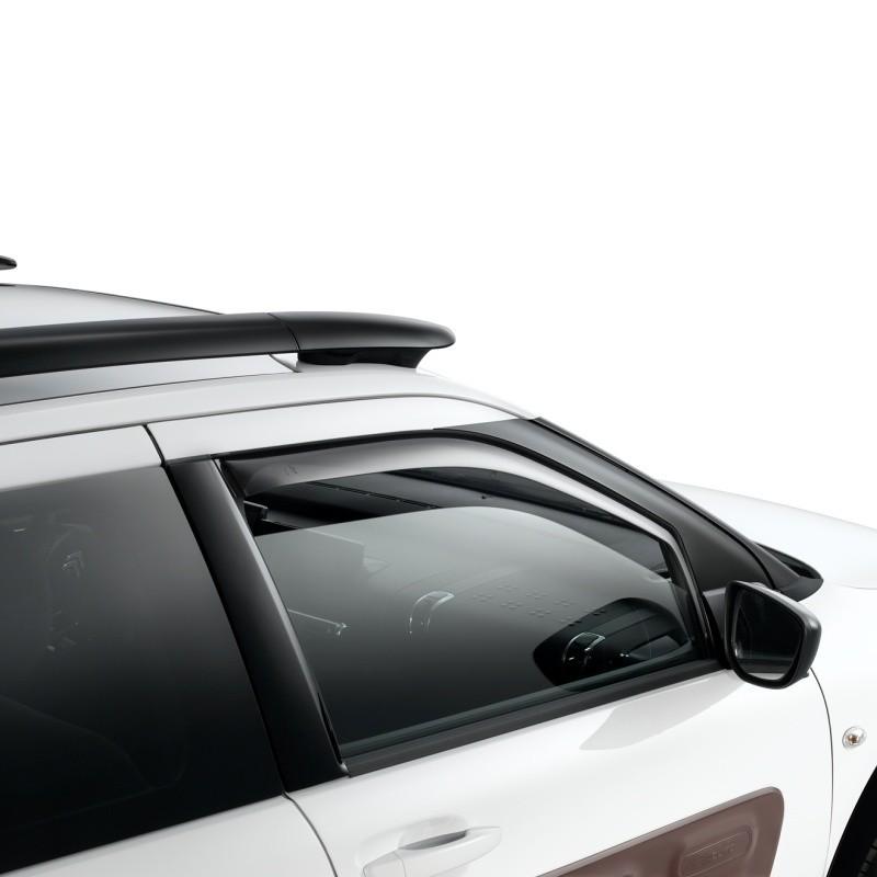 Serie di 2 deflettori dell'aria Citroën C4 Cactus