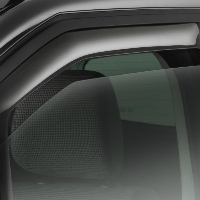 Set of 2 air deflectors Citroën C3 Aircross