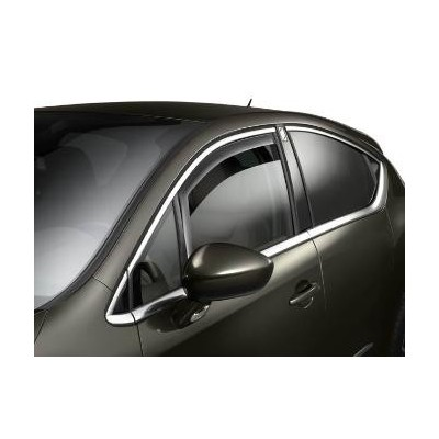 Set of 2 air deflectors Citroën DS 4