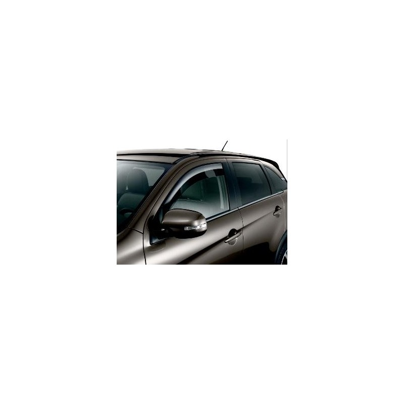 Set of 2 air deflectors C4 Aircross