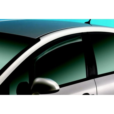 Set of 2 air deflectors Citroën C4 Coupé