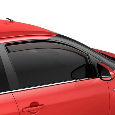 Serie di 2 deflettori dell'aria Citroën C1 (B4) 3 Porte