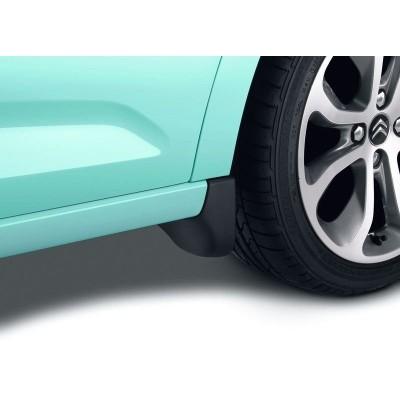 Satz schmutzfänger für vorne Citroën C3 (A51)