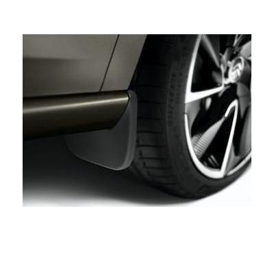 Juego de faldillas delanteras Citroën DS 4