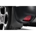 Juego de faldillas traseras Citroën C3 Aircross