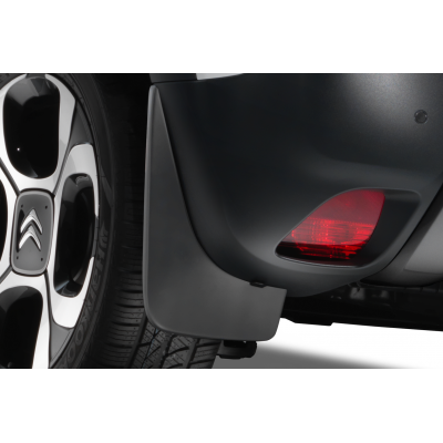 Set of rear mud flaps Citroën C3 Aircross