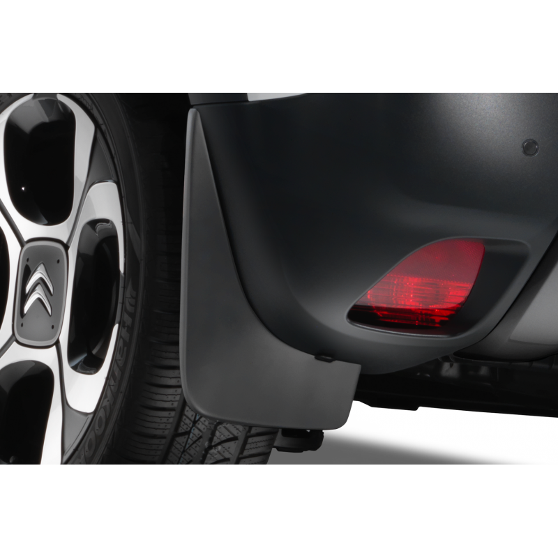 Zadné zásterky Citroën C3 Aircross