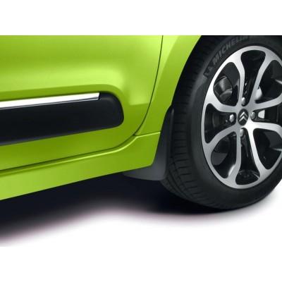 Juego de faldillas traseras Citroën C3 Picasso