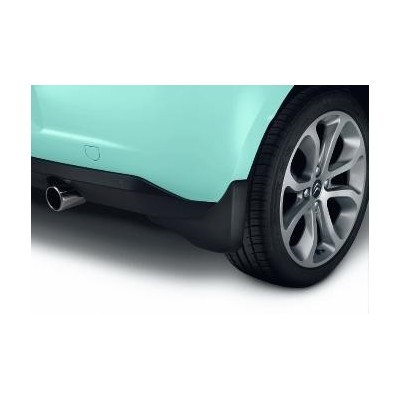 Set of rear mud flaps Citroën C3 (A51)
