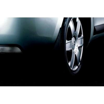 Serie di paraspruzzi posteriori Citroën C4 3 Porte