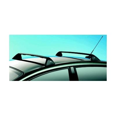 Set of 2 transverse roof bars Citroën C5 II