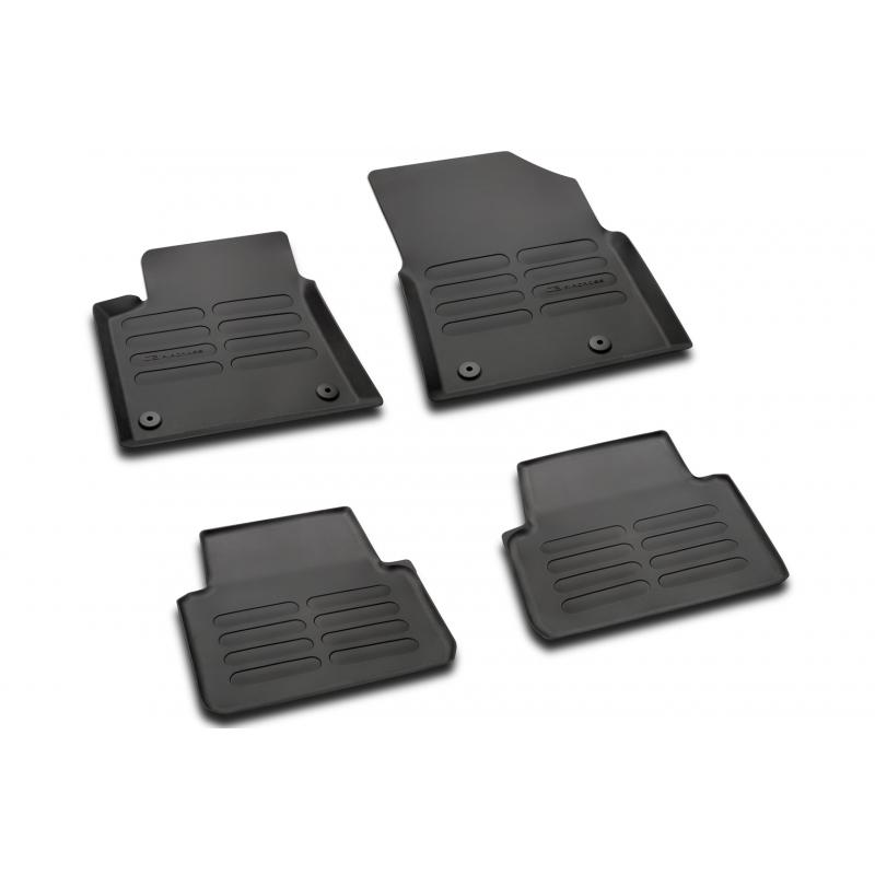 Set of rubber floor mats Citroën C3 Picasso