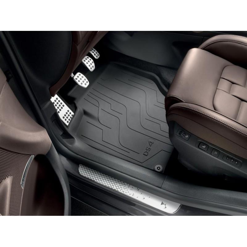 Set of rubber floor mats Citroën DS 4