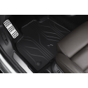 Set of rubber floor mats Citroën DS 5