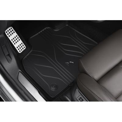 Set of rubber floor mats Citroën DS 5