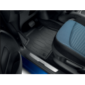 Set of rubber floor mats Citroën C4 SpaceTourer