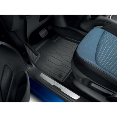 Serie di tappetini in gomma Citroën Grand C4 SpaceTourer
