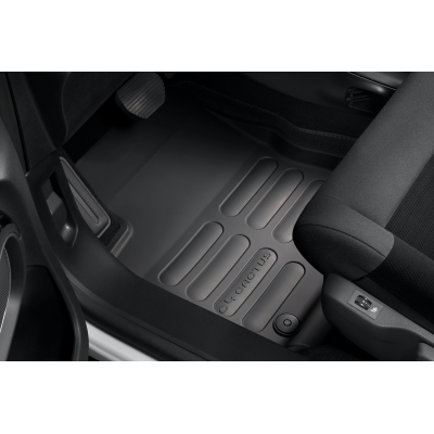 Set of rubber floor mats Citroën C4 Cactus
