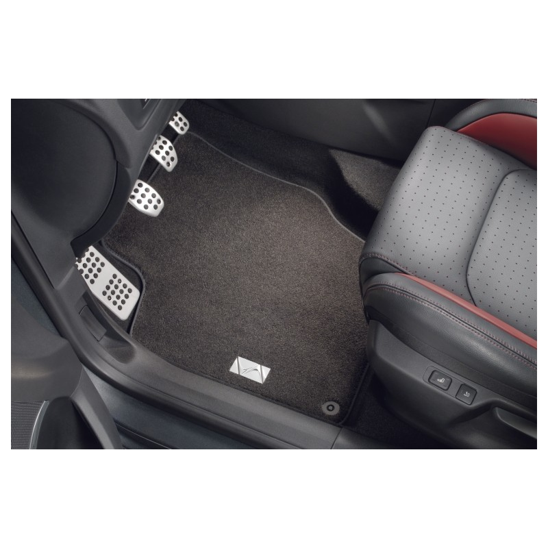 Set of velour floor mats Citroën DS 4