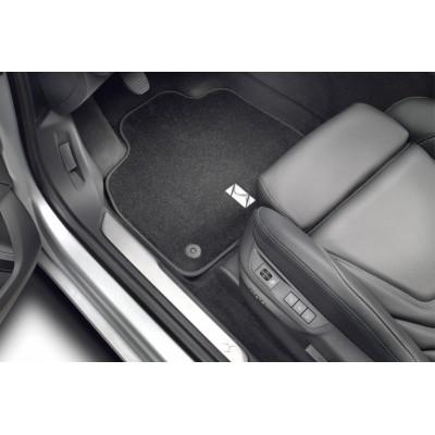 Set of velour floor mats Citroën DS 5