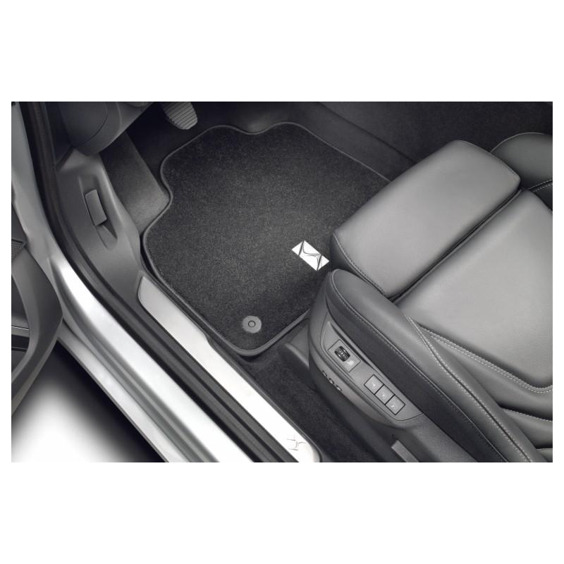 Juego de alfombrillas de terciopelo Citroën DS 5