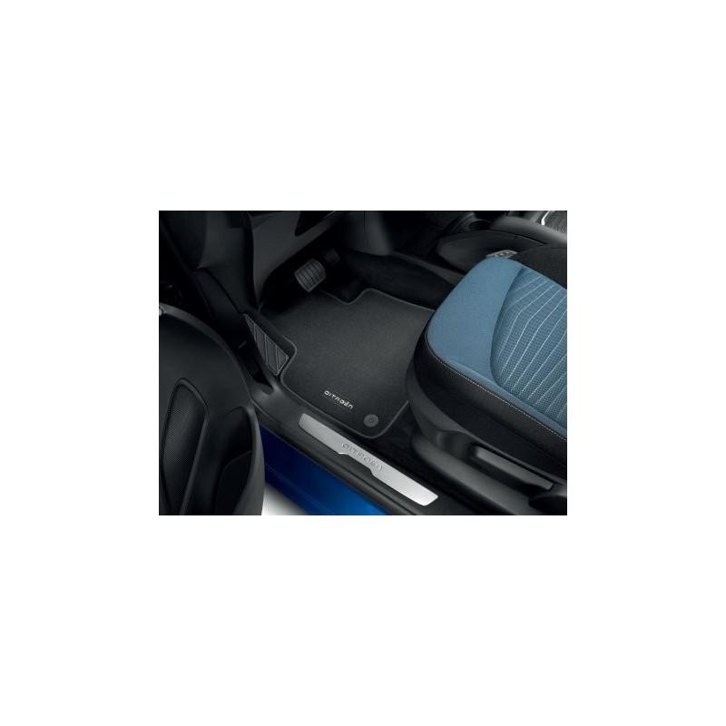Set of velour floor mats Citroën C4 SpaceTourer