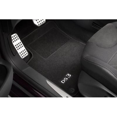 Set of needle-pile floor mats Citroën DS 3