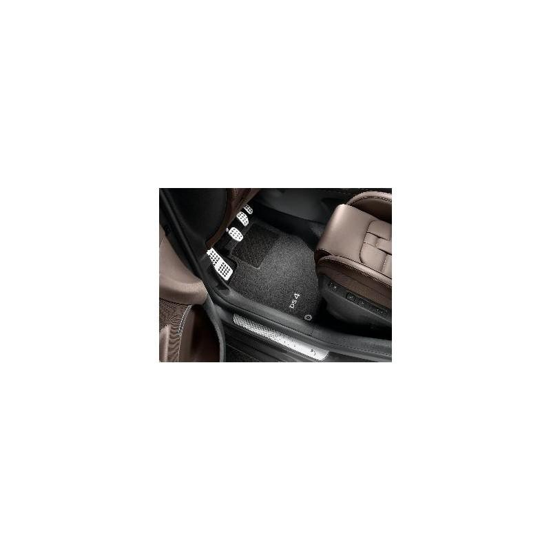 Juego de alfombrillas de moqueta acordonada Citroën DS 4