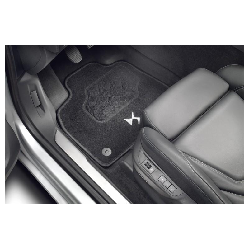 Juego de alfombrillas de moqueta acordonada Citroën DS 5