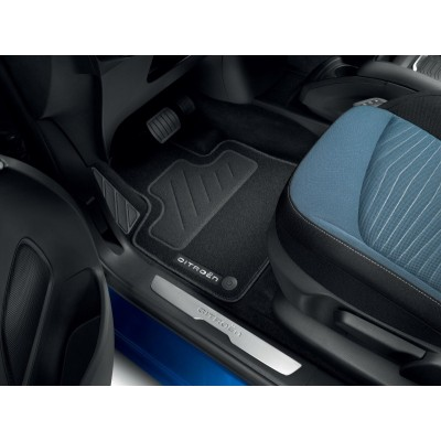 Set of needle-pile floor mats Citroën C4 SpaceTourer
