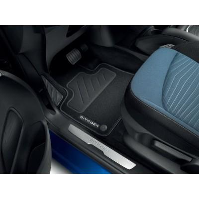 Set of needle-pile floor mats Citroën Grand C4 SpaceTourer