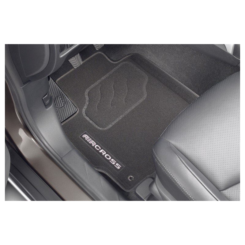 Set of formed mats Citroën C4 Aircross