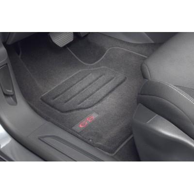 Serie di tappetini sagomati Citroën C5 (X7)