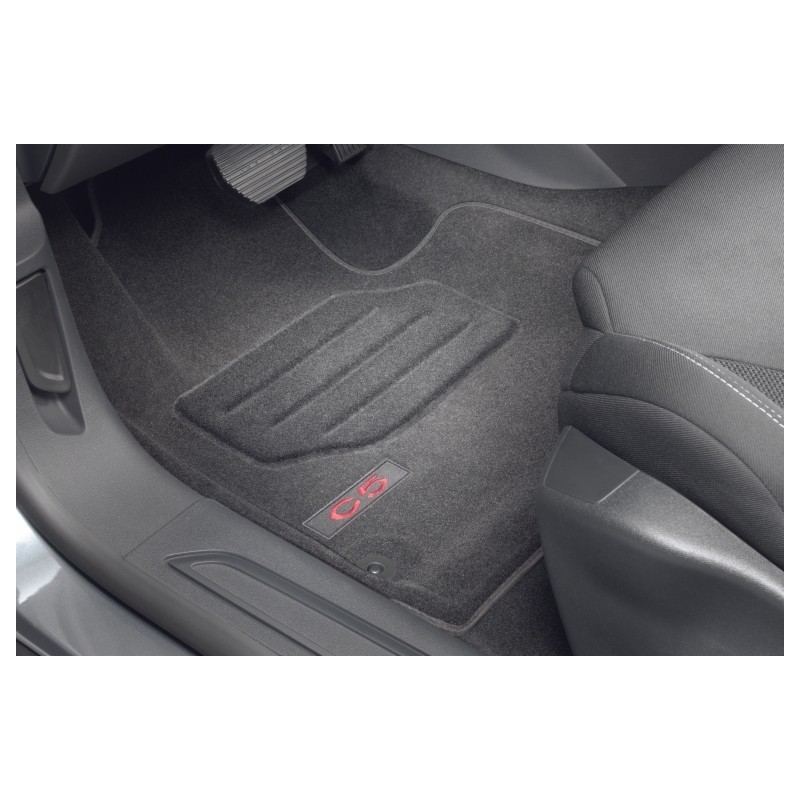 Set of formed mats Citroën C5 Aircross