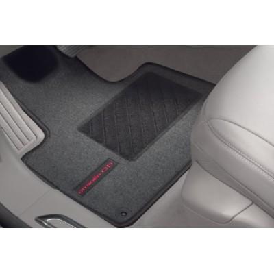 Set of needle-pile floor mats Citroën C5 (X7)