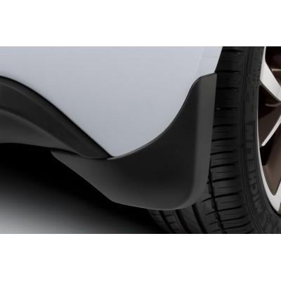 Juego de faldillas traseras Citroën DS 3