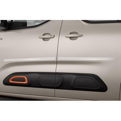 Set of protection cappings for front and rear doors Citroën
