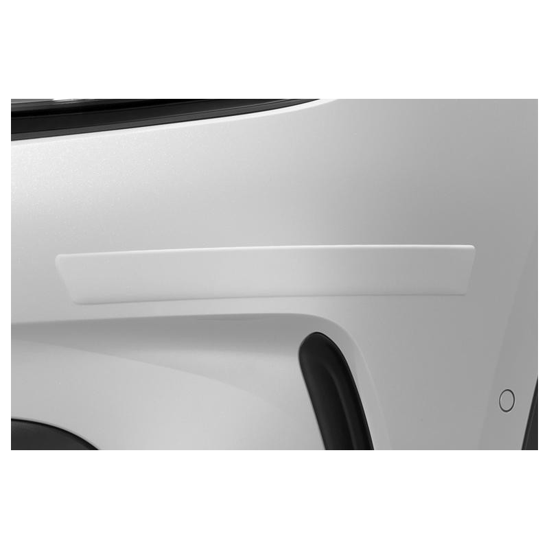 Set of protection cappings for front and rear bumpers Citroën