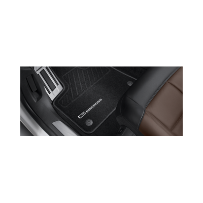Set of needle-pile floor mats Citroën C5 Aircross