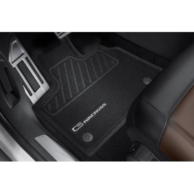 Serie di tappetini sagomati Citroën C5 Aircross