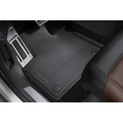 Set of rubber floor mats Citroën C5 Aircross