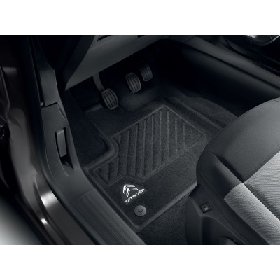 Set of front formed mats Citroën Berlingo (K9)