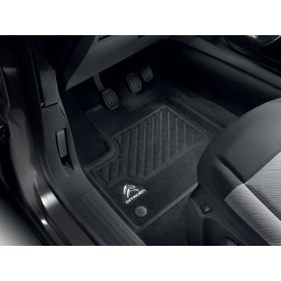 Serie di tappetini sagomati anteriori Citroën Berlingo (K9)