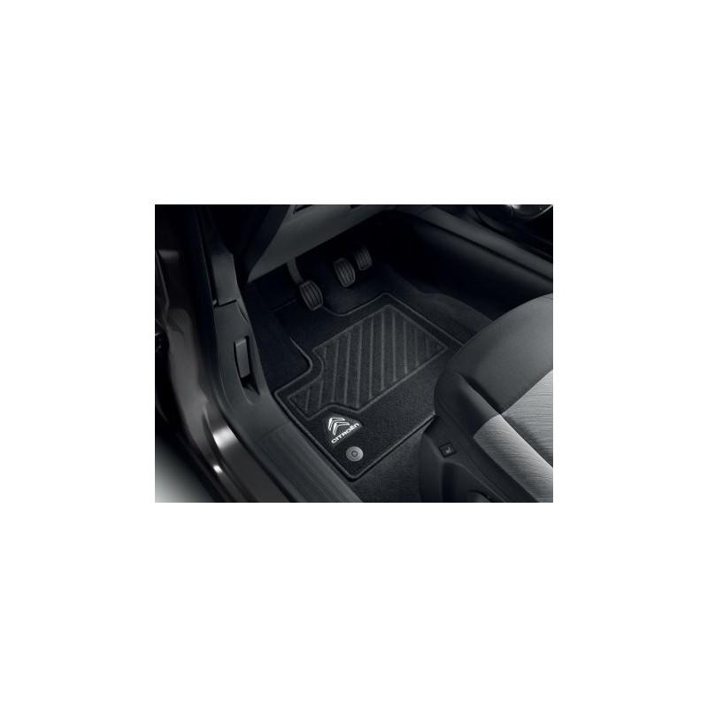 Juego de alfombrillas de moqueta acordonada Citroën Berlingo (K9)