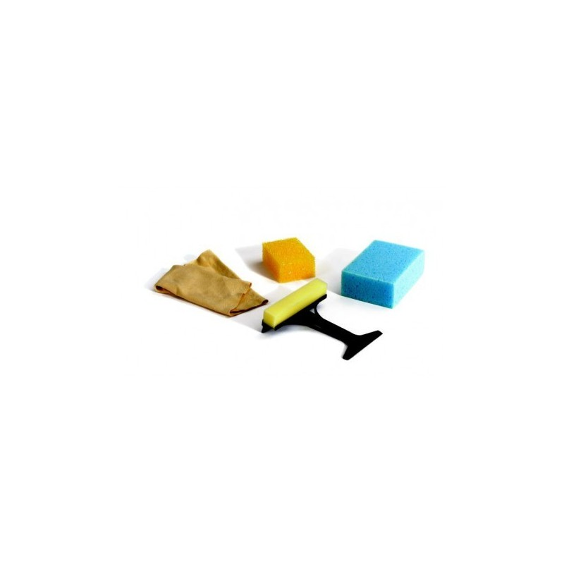 Cleaning pack 4 items