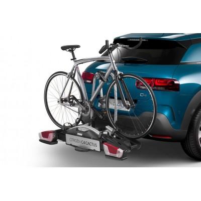Thule Coach 274 Fahrradträger auf Anhängerkupplung 2 Fahrräder