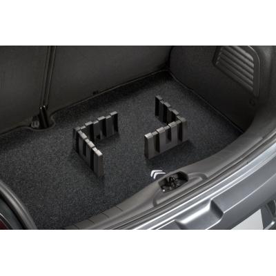 Spessori del bagagliaio termoformate Citroën