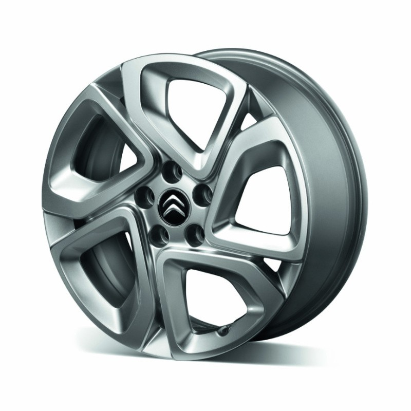 "Set of 4 alloy wheels Citroën ELLIPSE 17"" - C5 Aircross SUV"
