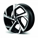"Set of 4 alloy wheels Citroën SWIRL 18"" - C5 Aircross SUV"