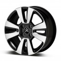 "Set of 4 alloy wheels Citroën MATRIX 16"" - C3 Aircross SUV"
